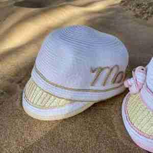 Sombreros personalizados para niñas y niños