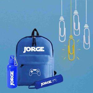 Pack Vuelta al Cole Azul