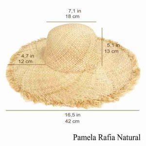 Pamela Rafia Natural