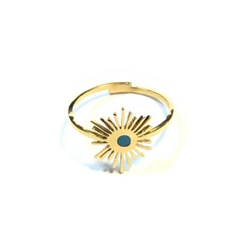 anillo acero inoxidable bodelei